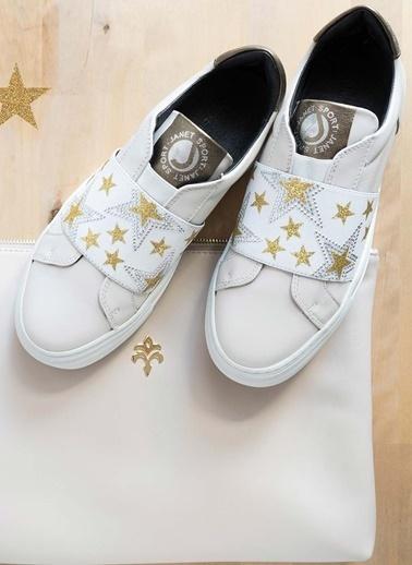 Janet & Janet Sneaker Beyaz